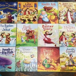 12 Children's Religious Books